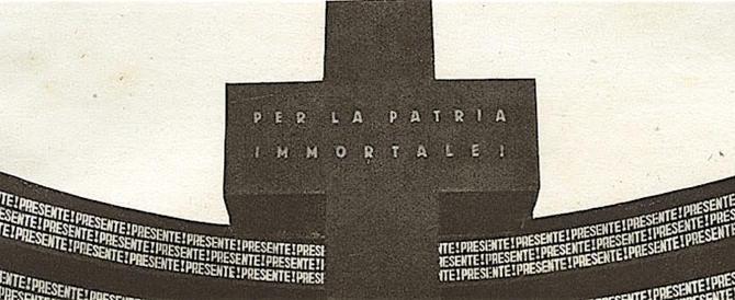 L'Anpi contro la commemorazione dei martiri fascisti al cimitero del Verano