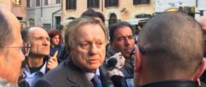 """""""Centrodestra unito"""": a convegno le fondazioni di Matteoli e Quagliariello"""