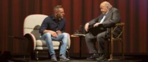 Maurizio Costanzo intervista Pietro Maso, è bufera: «Un assassino in tv»