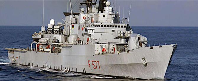 La Marina militare continua a portare clandestini: arrestato scafista
