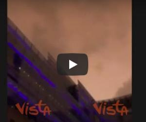 L'uragano Ophelia fa sempre più paura, il cielo di Londra diventa rosso (video)