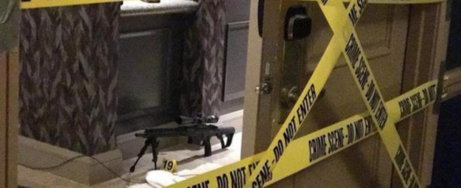 Las Vegas, nella stanza del killer: in un video i segreti della suite di Paddock