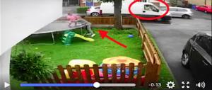 Pedofilo adesca tre bambini con le ciambelle, la sorella li salva (video)
