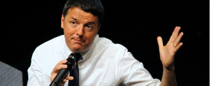 Renzi contro Grasso: «Non usi un vocabolario da ultrà…»