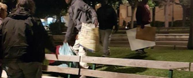Salerno, rissa tra immigrati: ne fa le spese una vigilessa, malmenata dai tre
