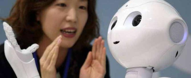Giappone, nelle imprese meglio usare i robot che gli immigrati
