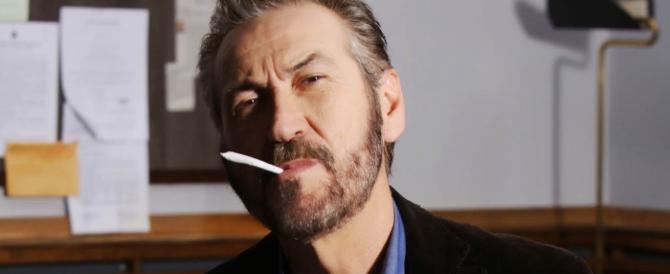 Soldi pubblici per le nuove riprese di Rocco Schiavone, il poliziotto drogato