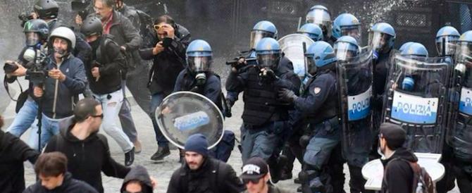"""Scontri G7 Torino: arrestato capo di centro sociale. M5S insorge: """"Liberatelo"""""""