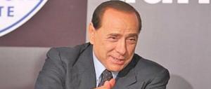 Berlusconi: «Vinceremo, l'affetto straordinario della gente mi dà forza»