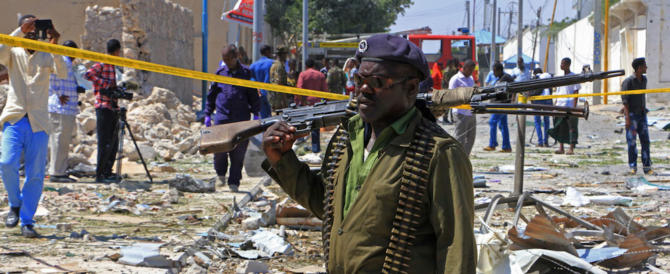 Alfano stanzia 300mila euro per i feriti di Mogadiscio. E i nostri terremotati?