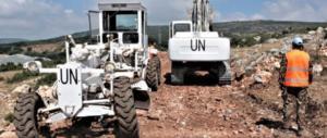 Libano, i nostri soldati costruiscono strade. Perché non lo fanno qui?