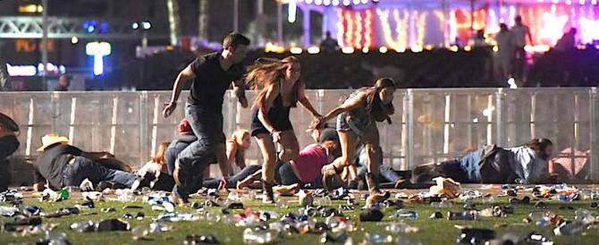 L'assassino di Las Vegas era convertito all'islam: l'Isis rivendica
