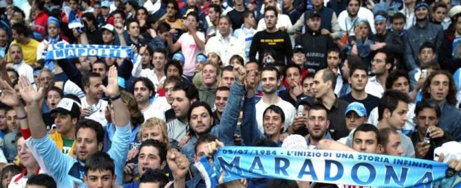 «Napoli-Inter non me la perdo», compra il biglietto: latitante in manette