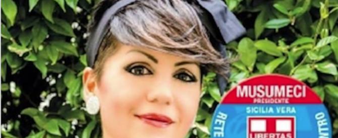 """Trans candidata con Musumeci. """"Arrivano le prime intimidazioni"""""""