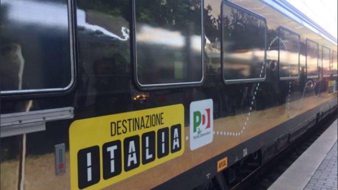 Parte Il Treno Del Pd è Carico Di Debiti E Viaggia Tra Le Ironie