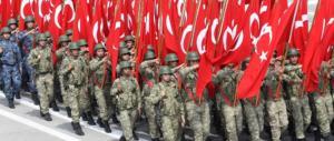 Erdogan, prove di imperialismo. Soldati turchi entrano in Siria