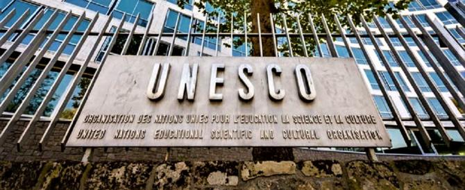 Basta con le faziosità dell'Onu: gli Usa, e i loro dollari, escono dall'Unesco