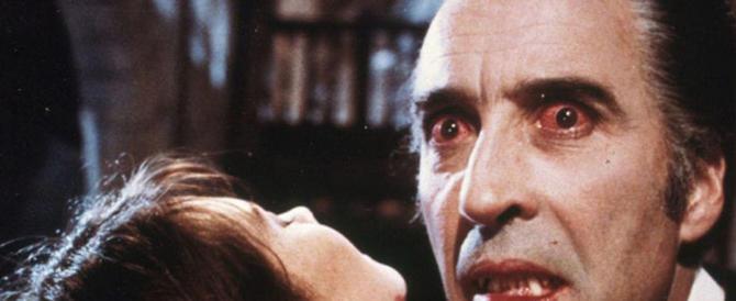 Chi sono i 2000 vampiri italiani: corpo freddo, nottambuli, sorseggiano sangue