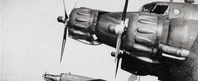 In fondo al Tirreno ritrovato il motore dell'aereo Fiat G12: si inabissò nel '43