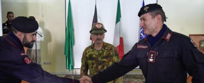 Afghanistan: passaggio di consegne nel contingente italiano