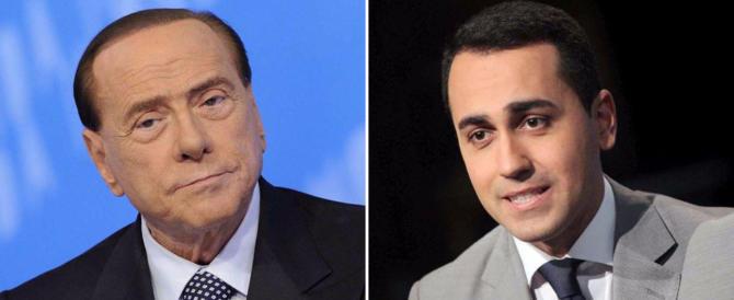 Berlusconi avvisa Di Maio: sul governo devi trattare con me