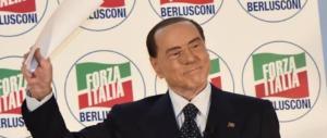 Berlusconi a Di Maio: «Facevi lo steward allo stadio per vedere il Napoli gratis»