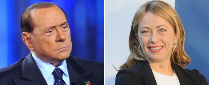 Meloni: «Giusta la richiesta di Berlusconi. La Corte si pronunci prima del voto»