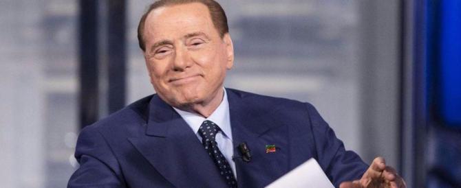 Berlusconi: «I grillini peggiori dei comunisti: odiano imprenditori e ceto medio»