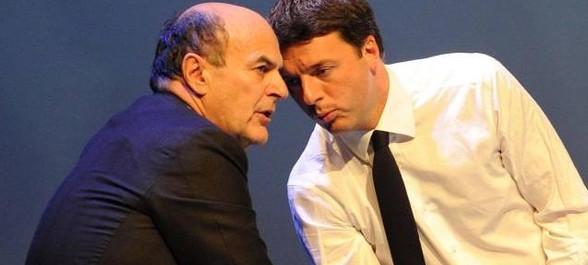 Renzi balla da solo. Bersani lo gela: «Non sei più credibile»