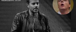Salvini svela: Brizzi ospite fisso alla Leopolda. «Matteo è il migliore» (video)