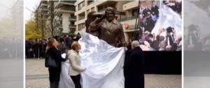 Una statua per Bud Spencer: l'omaggio di Budapest al nostro al Don Chiosciotte