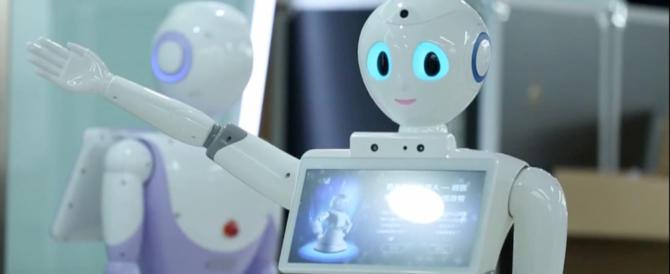 """""""Mi chiamo Xiao Yi, sono un robot. E faccio il medico"""". Rivoluzione in corsia"""