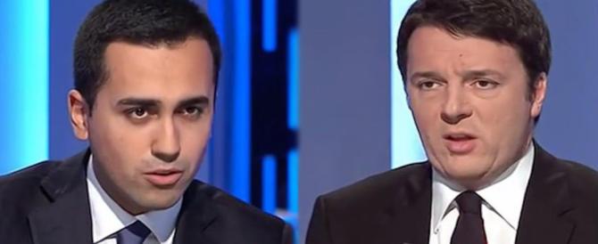 Di Maio annulla il duello tv con Renzi: «Il Pd è morto, non sarà lui il leader»