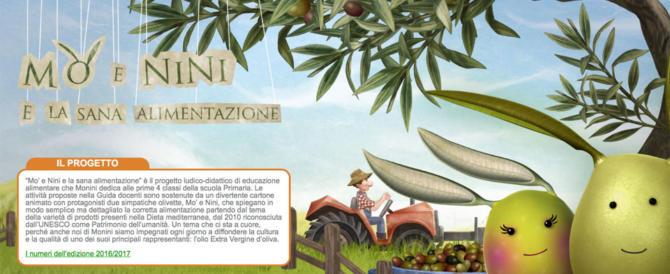L'educazione alimentare tra i banchi: un percorso didattico sull'olio d'oliva