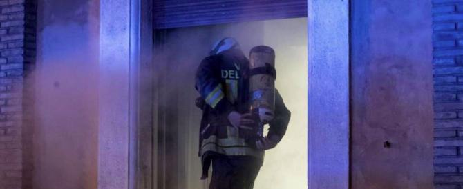 Incendio al Fatebenefratelli di Roma: evacuata un'ala dell'ospedale