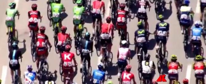 """Israele contro il Giro d'Italia, via la dicitura """"Gerusalemme ovest"""" dalla mappa"""