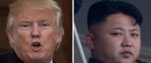 Nord Corea, ora la guerra è più vicina. Trump: «Kim, un cagnolino disturbato»