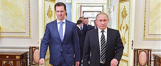 Incontro Putin-Assad a Sochi, la lotta ai terroristi è alla fine: spazio alla politica