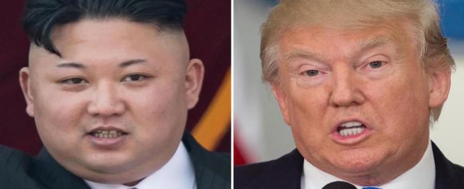 Nordcorea, i media alzano il tiro: «Trump ha offeso Kim, merita la morte»