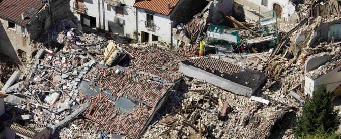 Terremoto dell'Aquila, Mattarella grazia l'ex-direttore del Convitto