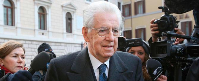 La fine ingloriosa del partito di Mario Monti: divisi e in cerca di poltrone