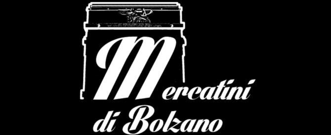 """L'Anpi se la prende con i """"Mercatini di Bolzano"""": la """"M"""" ricorda i """"Battaglioni Mussolini"""""""