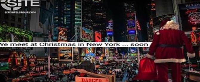 «Ci vediamo a New York a Natale… presto»: in rete l'ultima minaccia dell'Isis