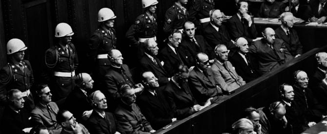 Norimberga 72 anni fa: l'assurdità dei vincitori che giudicano i vinti