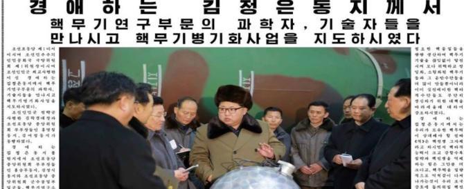 """Pyongyang, ancora attacchi a Trump: per la stampa di regime è """"un vecchio pazzo"""""""