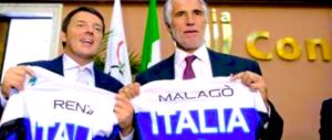 Malagò fiuta il venticello e sponsorizza lo ius soli: ci servono gli atleti