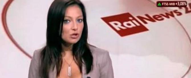 """«Botte e insulti dal mio uomo…». Giornalista Rai racconta il """"suo"""" inferno"""