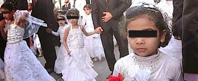 Fermata la vergogna dei matrimoni con le bambine Rom: «In Italia è reato»