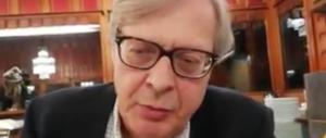 Colle Oppio, Sgarbi: Raggi intollerante, non conosce la storia del Msi (video)