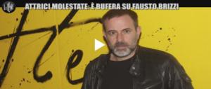 Fausto Brizzi: in 10 lo accusano di molestie. Nancy Brilli lo difende (Video)